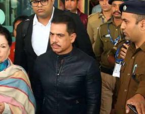 Robert Vadra comment on ED