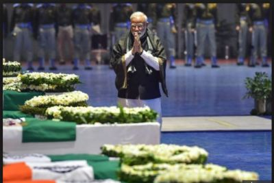 I can feel the fire in my heart over the suicide bombing of CRPF convoy: PM Modi