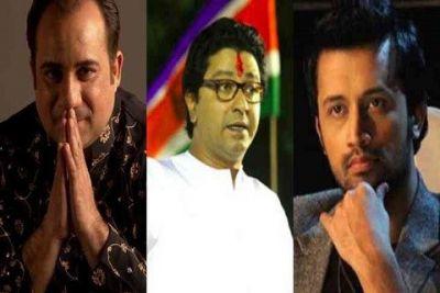 Maharashtra Navnirman Sena told top music companies to not work with Pakistani singers