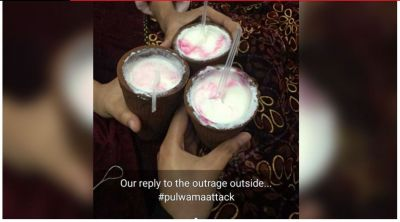 J&K four students were taken into custody on sharing anti-national post in social media
