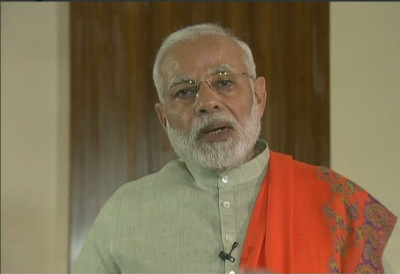 PM hailed Digital India as saying India is a technological hotspot