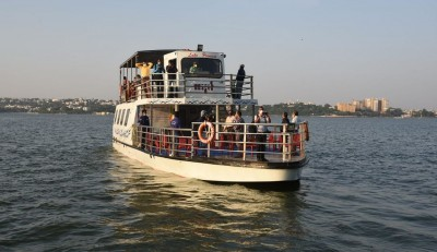 MP State govt starts water adventure tourism in Bhopal
