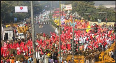 Around 50,000 farmers from 23 districts will take out a week-long march in Maharashtra