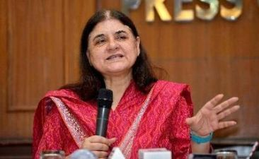Campaign on menstrual hygiene 'Yes I Bleed' launched by Maneka Gandhi