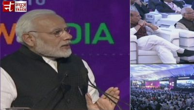UP Investors Summit 2018:Red carpet, not red tape will welcome investors says PM Modi