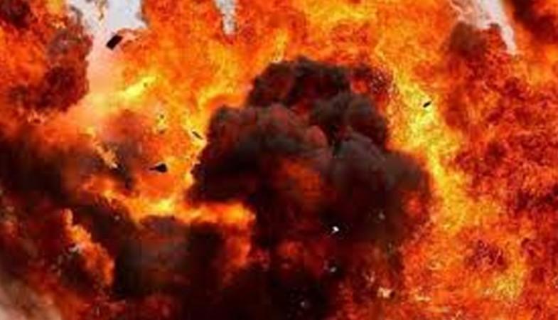 चिकबलपुर में जिलेटिन में विस्फोट की वजह से हुई छह की मौत