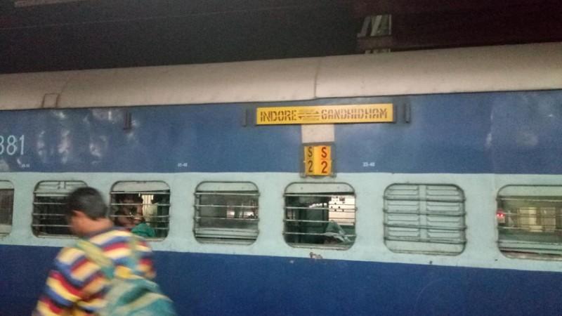 इंदौर-गांधीधाम स्पेशल ट्रेन 28 फरवरी से होगी शुरू