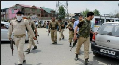 Ahead of Article 35A hearing in SC Security forces conducting nocturnal raids on the valley