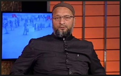 Till Muslims of India Alive, bells will ring in temples and Azaan will sound in Mosques: Asaduddin Owaisi