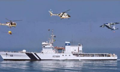 Amid tension with Pak, Indian Navy, Coast Guard on high alert