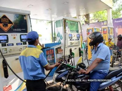 Good News :Petrol, diesel prices cut again on Tuesday. Check New rates in major cities here