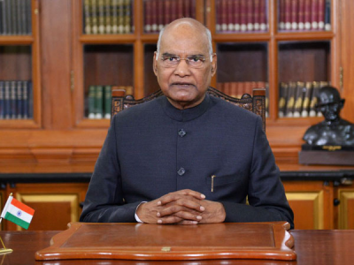 President Kovind expresses grief over 11 people died in building collapses in Mumbai