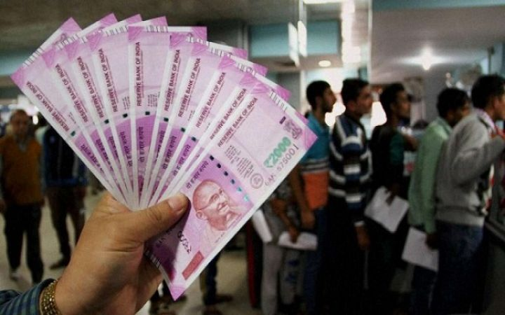 Govt restricts printing of Rs 2,000 notes to restrain money laundering