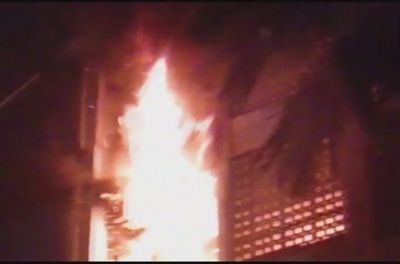 After Kamala Mills fire, Maimoon building meet with blazes in Mumbai, at least 4 dead