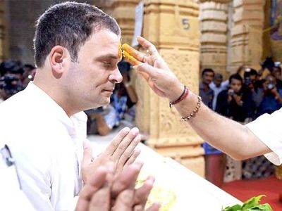 Rahul Gandhi may visit Kumbh Mela at Prayagraj