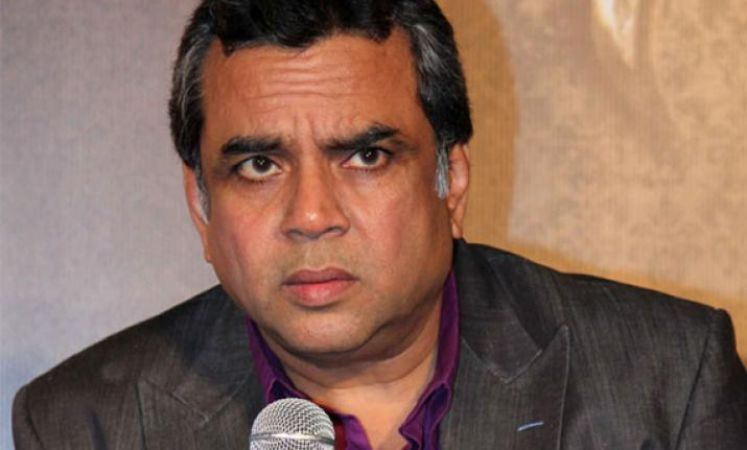 'it's not right to say that India is not worth living in' Paresh Rawal over Naseeruddin Shah's remark