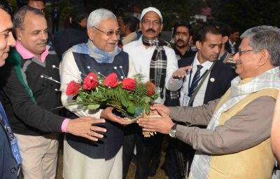 CM Nitish Kumar to bestow with Mufti M Sayeed Award for  Probity in Politics and Public Life in Jammu today
