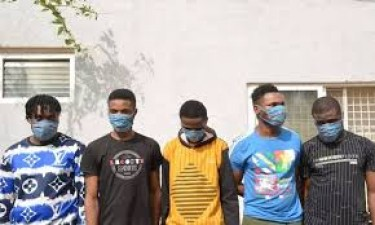 Rachakonda police on Friday arrested five African nationals from New Delhi.