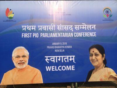 Pravasi Bharatiya Diwas :PM Modi to induct first PIO Parliamentary Conference today