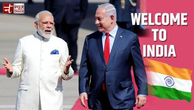 PM Modi, Sushma Swaraj to meet Israel PM Benjamin today