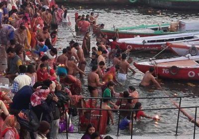 Kumbh Mela 2019 begins with Holy dip on Makar Sankranti