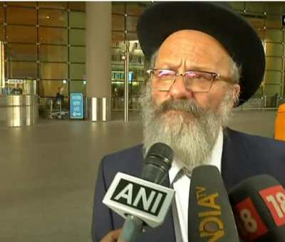Mumbai is more secure now, says grandfather as Moshe