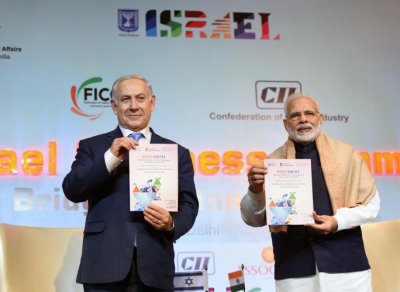 PM Benjamin Netanyahu lauded PM Modi as a