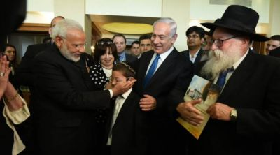 'Baby Moshe' back to Mumbai after 9 years, will be attended by Israel PM Benjamin on Jan 18