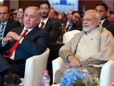 Israel PM Netanyahu to hold business seminar with CEOs, in Mumbai today
