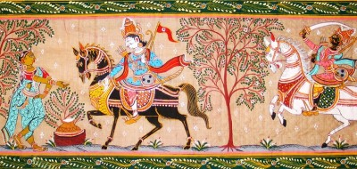 Preserving Heritage Legacy: 'Pattachitra' preserved in Raghurajpur
