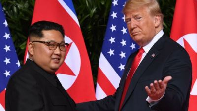 Donald Trump second summit with Kim Jong-un schedule in late February.