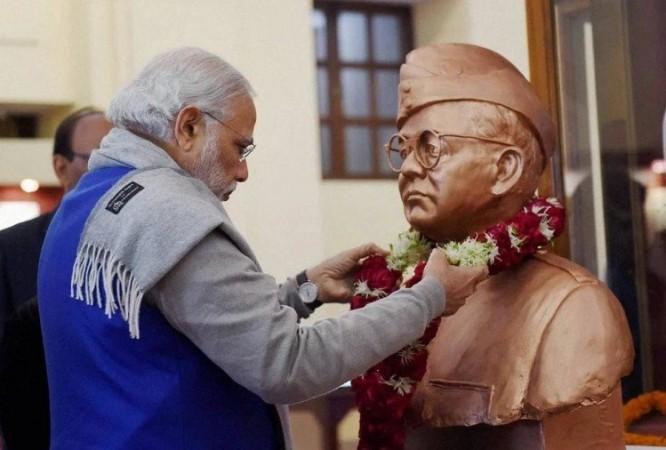 प्रधानमंत्री मोदी कल कोलकाता में मनाएंगे नेताजी सुभाष चंद्र बोस की जयंती