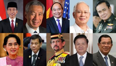 Meet 10 ASEAN world leaders, will witness 69th Republic Day at India Gate.
