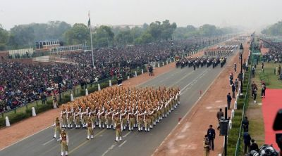 Full dress rehearsal of R-Day 2018 Parade to be conducted today