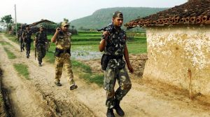 Two Naxals gunned by security force team in Chhattisgarh