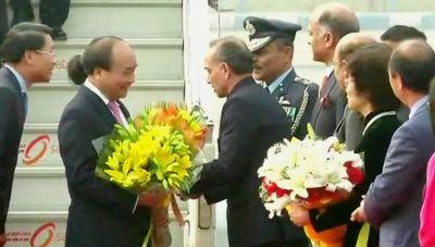 India-ASEAN commemorative Summit: ASEAN leaders arriving in Delhi