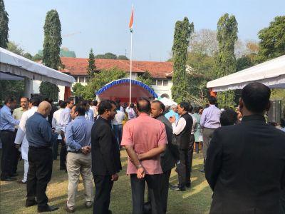 Kathmandu and Colombo marks 69th RepublicDay