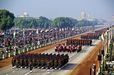 See Pics! How different nations present  art and culture at Republic Day celebration