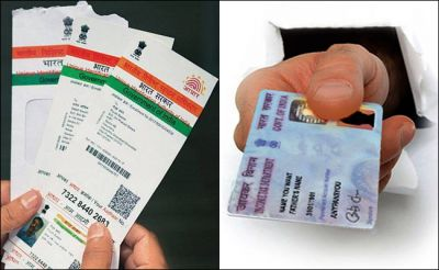 Time limit for linking Aadhar card with PAN extended till March 2019
