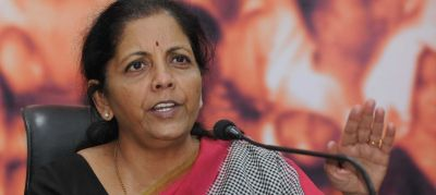 Britain's defense minister denies meeting with Nirmala Sitharaman
