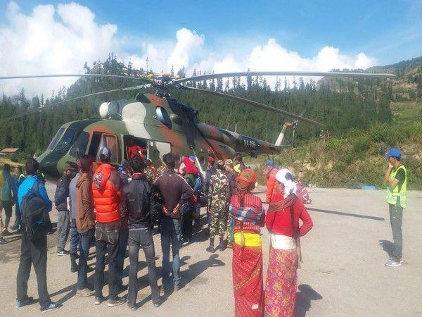96 Kailash Mansarovar Yatra pilgrims evacuated