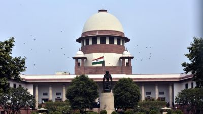 Supreme Court says on the status of states,