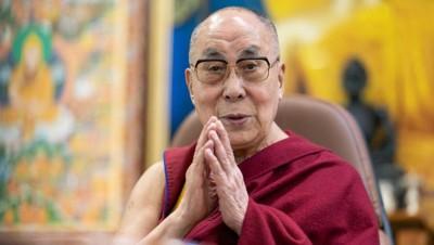 PM Modi greets Dalai Lama, His Holiness, on his 86th birthday