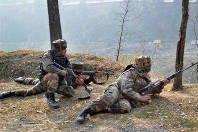 JK: 35 terrorists of Lashkar nest in Pakistan Army camps on LoC