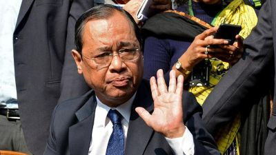 Common man needs Revolution, not Reform: Justice Gogoi
