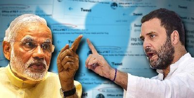 Twitter's clean-up campaign affects Modi and Rahul, three lakh followers disappeared