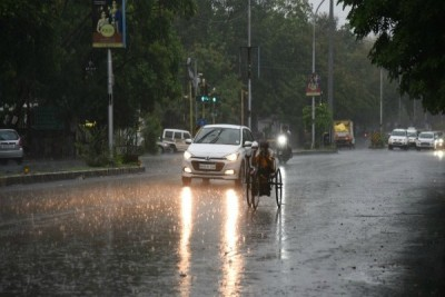 MP Weather Report: Rain brings relief from humid conditions in cities