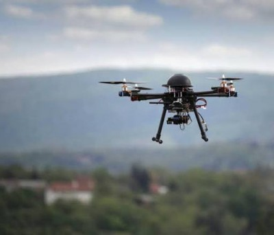 Security tightened after drone spotted at Jammu's Samba district