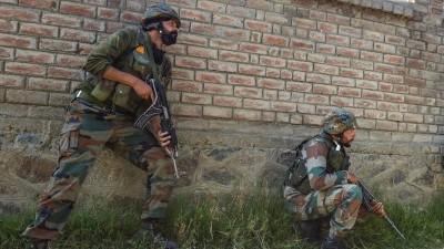 Srinagar encounter: Two terrorists down in Danmar area