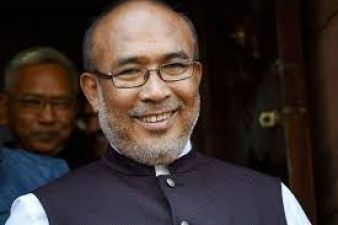 Manipur chief minister appeals students to co-orperate against vice president Manipur University